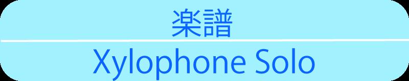 Xylophone Solo